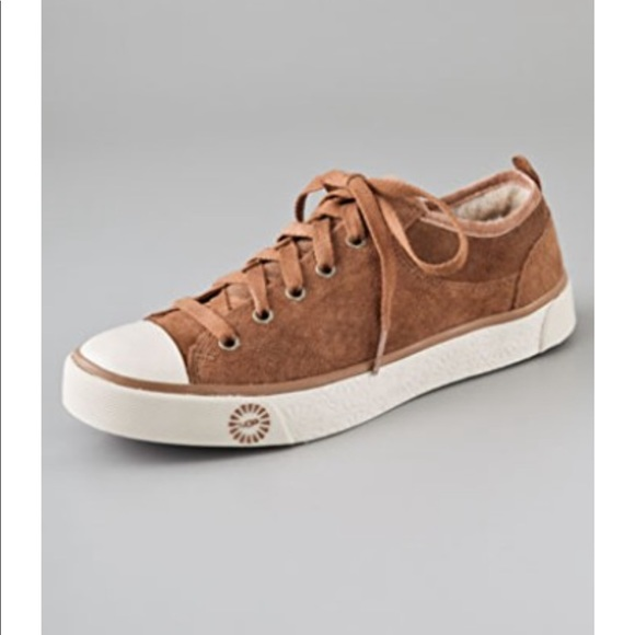 020d82bd34e Ugg Evera Suede Sneakers Comfort Size 7.5